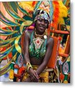 Dc Caribbean Carnival No 17 Metal Print by Irene Abdou
