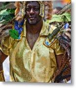 Dc Caribbean Carnival No 21 Metal Print by Irene Abdou