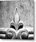 Deco Stone Metal Print