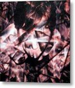Deirdre Shattered Metal Print