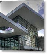 Denver Convention Center Metal Print