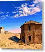 Desert Dreamscape 2 Metal Print