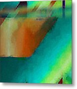 Digital Abstract 6 Metal Print