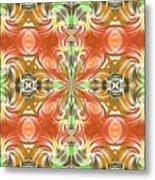 Digital Colors Metal Print
