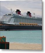 Disney Dream Metal Print