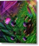 Diving The Reef Series - Hallucinations Metal Print