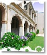 Do-00050 Sofitel Mansion In Werribee Metal Print