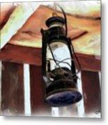 Do-00064 Lantern Metal Print