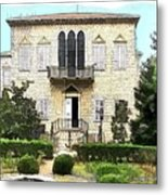Do-00461 Yazbeck Palace Metal Print