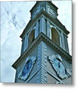 Do Not Be Late For Church Metal Print