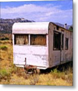 Dogpatch Trailer Metal Print