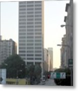 Downtown Los Angeles 0680 Metal Print