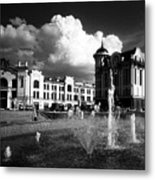 Downtown Tomsk Metal Print