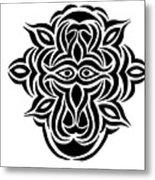Dragon Warrior Metal Print