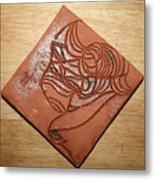 Dramaqueen 3 - Tile Metal Print