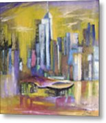 Dream City No.5 Metal Print