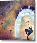 Dream Dancer Metal Print