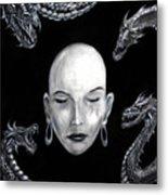 Dreams Of Conspiracy Metal Print