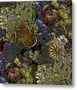 Dried Delight Metal Print