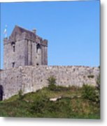 Dunguaire Castle Kinvara Ireland Metal Print
