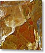Dunkin Ice Coffee 7 Metal Print
