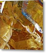 Dunkin Ice Coffee 8 Metal Print