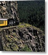 Durango - Silverton Train Metal Print