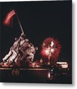 During Independence Day Celebrations Metal Print