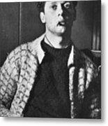 Dylan Thomas (1914-1953) Metal Print
