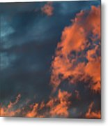 Dynamic Sky Metal Print