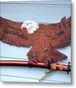 Eagle Sold   Metal Print