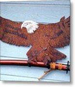 Eagle Sold   Metal Print