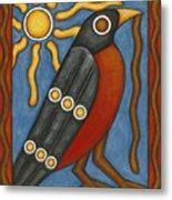 Early Bird Metal Print