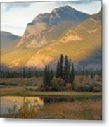 Early Morning In Jasper Metal Print