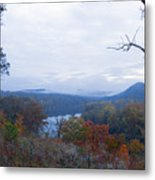 Early Morning White River Metal Print
