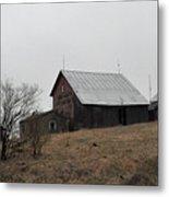 Early Spring Farm Metal Print