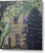 East-side Living Metal Print