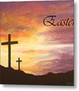 Easter Metal Print