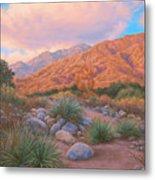 Eaton Canyon Sunset Metal Print