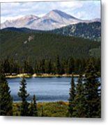 Echo Lake Colorado Metal Print
