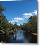 Econlockhatchee River Metal Print