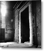 Egypt: Dendera: Temple Metal Print