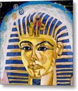 Egyptian Mysteries Metal Print