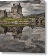 Eilean Donan Castle 3 Metal Print by Wade Aiken