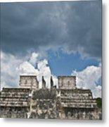 El Templo De Las Columnas  1 Metal Print
