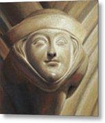Eleanor Of Aquitaine Metal Print