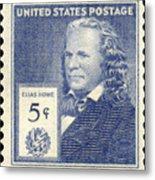 Elias Howe (1819-1867) Metal Print
