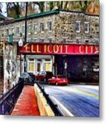 Ellicott City Metal Print