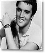 Elvis Presley, Ca. 1950s Metal Print by Everett