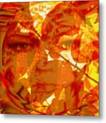 Empress Of The Sun Metal Print
